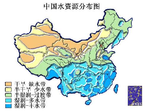 解决我国水资源地区分布不均的最主要途径是什么
